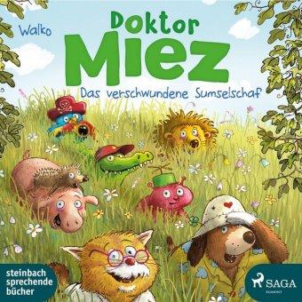 Doktor Miez - Das verschwundene Sumselschaf, 1 Audio-CD