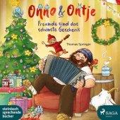 Onno & Ontje - Freunde sind das schönste Geschenk, 1 Audio-CD Cover