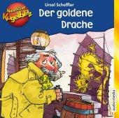 Kommissar Kugelblitz - Der goldene Drache, 1 Audio-CD
