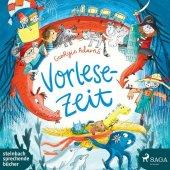 Vorlesezeit, 1 Audio-CD Cover