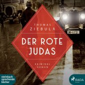 Der rote Judas, 2 Audio-CD, MP3 Cover