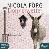 Donnerwetter, 5 Audio-CDs