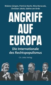 Angriff auf Europa Cover