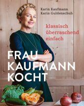 Frau Kaufmann kocht Cover
