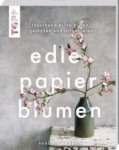 Edle Papierblumen Cover