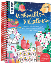 Das große Weihnachts-Rätselbuch