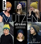 Mützen stricken by Woolly Wormhead Cover