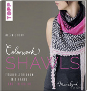 Colorwork Shawls Cover
