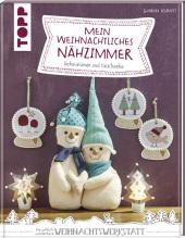 Mein weihnachtliches Nähzimmer Cover
