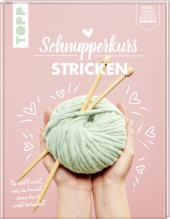 Schnupperkurs - Stricken Cover