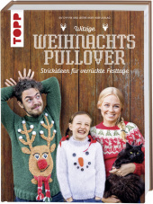 Witzige Weihnachtspullover Cover