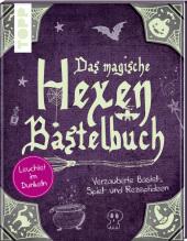 Das magische Hexen-Bastelbuch Cover