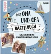 Das Oma und Opa Bastelbuch Cover
