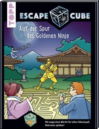 Escape Cube Kids - Auf der Spur des Goldenen Ninja