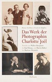 Das Werk der Photographin Charlotte Joël Cover