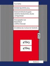 Oxforder Quarthefte 3 & 4, m. CD-ROM