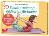 30 Faszientraining-Bildkarten für Kinder Cover