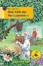 Das Volk der Honigsammler / Silbenhilfe