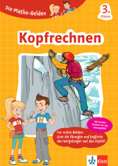 Die Mathe-Helden - Kopfrechnen, 3. Klasse Cover