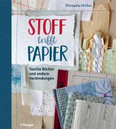 Stoff trifft Papier Cover