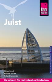 Reise Know-How Reiseführer Juist Cover