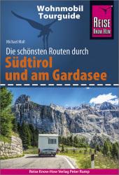 Reise Know-How Wohnmobil-Tourguide Südtirol und Gardasee Cover