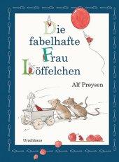 Die fabelhafte Frau Löffelchen Cover