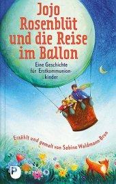 Jojo Rosenblüt und die Reise im Ballon Cover