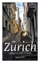 Zürich abseits der Pfade Cover