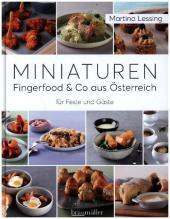 Miniaturen - Fingerfood & Co aus Österreich Cover