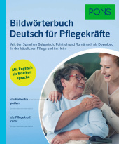 Bildwörterbuch Deutsch für Pflegekräfte Cover
