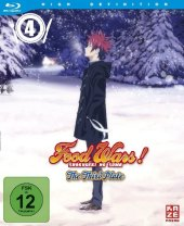 Food Wars! The Third Plate, 1 Blu-ray