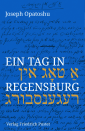 Ein Tag in Regensburg Cover