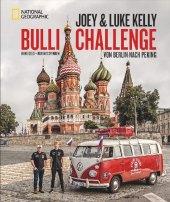 Bulli-Challenge - Von Berlin nach Peking Cover