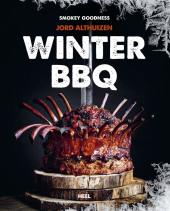 Winter BBQ Cover