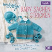 Woolly Hugs Baby-Sachen stricken Cover