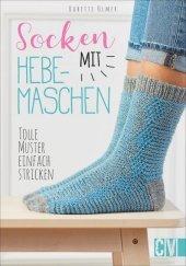 Socken mit Hebemaschen