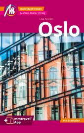 Oslo MM-City Reiseführer Michael Müller Verlag, m. 1 Karte