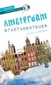 Amsterdam Stadtabenteuer Reiseführer Michael Müller Verlag