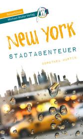 New York - Stadtabenteuer Reiseführer Michael Müller Verlag Cover