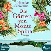 Die Gärten von Monte Spina, 2 MP3-CDs Cover