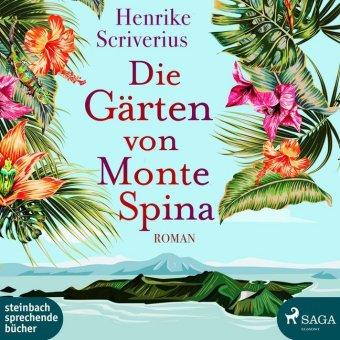 Die Gärten von Monte Spina, 2 MP3-CDs
