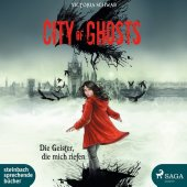 City of Ghosts, 2 MP3-CDs