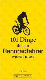 101 Dinge, die ein Rennradfahrer wissen muss Cover