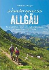 Wandergenuss Allgäu Cover