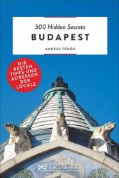 500 Hidden Secrets Budapest Cover