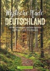 Mystische Pfade Deutschland Cover