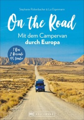 On the Road! Mit dem Campervan durch Europa Cover