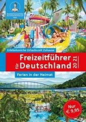 Der neue große Freizeitführer für Deutschland 2020/2021 Cover