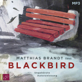 Blackbird, 1 MP3-CD Cover